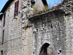 Hist. Stadtmauer von Vence
