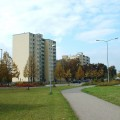 Germersheim, Kleine Au am 13. Oktober 2002