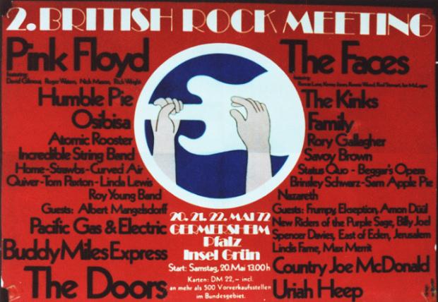 2. British Rock Meeting