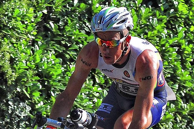 Frederik Van Lierde - Ironman 2011 Nizza