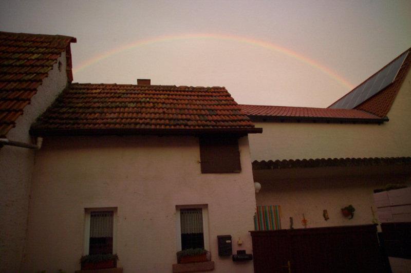 Regenbogen in da House