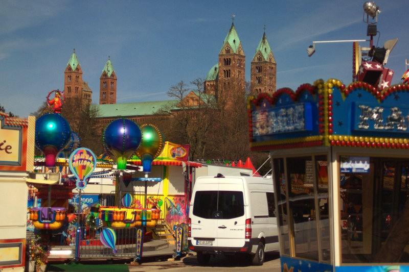 Frühjahrsmesse Speyer