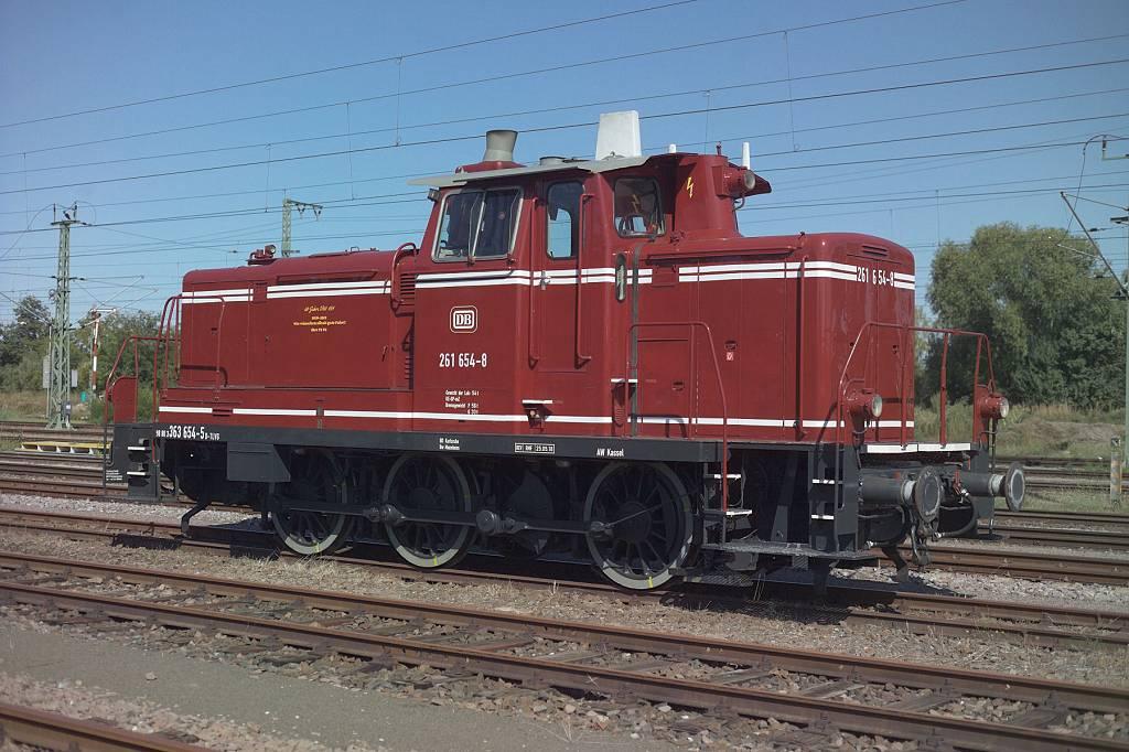 Lok V60654