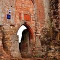 Madenburg Eingangstor