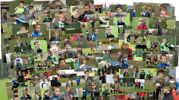 Oster-Fußballcamp der Fußballschule Behr