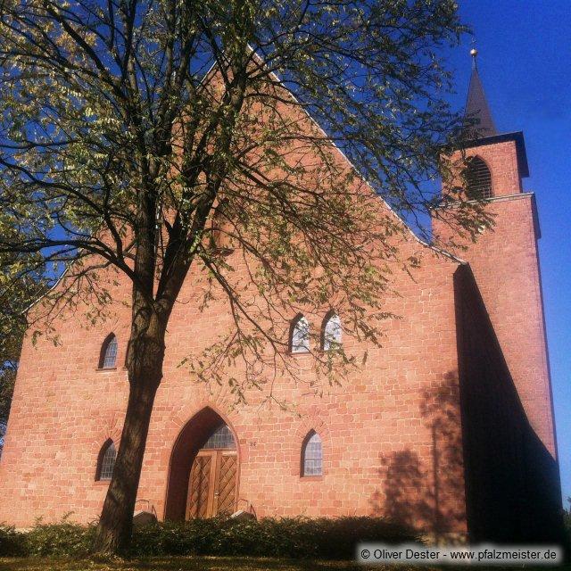 Kirche St. Sebastian und Agathe in Essingen