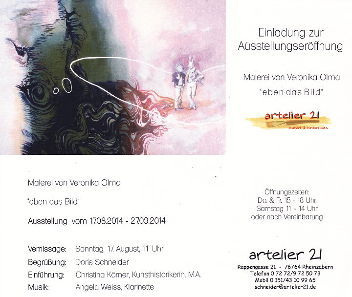 artelier 21 - Veronika Olm